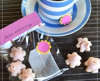 Tea and Cookie Party Favors