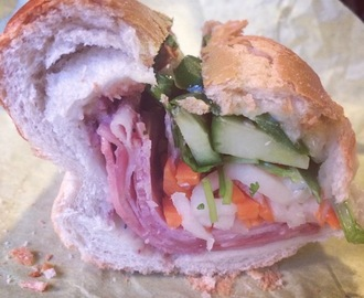 My Favorite Banh Mi Spot in Oakland: Banh Mi Ba Le (Review)