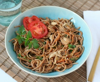 RECEPT: vegan Surinaamse bami maken - This Girl Can Cook