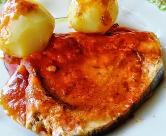 Recetas de filete de pez espada al horno mytaste for Cocinar pez espada al horno