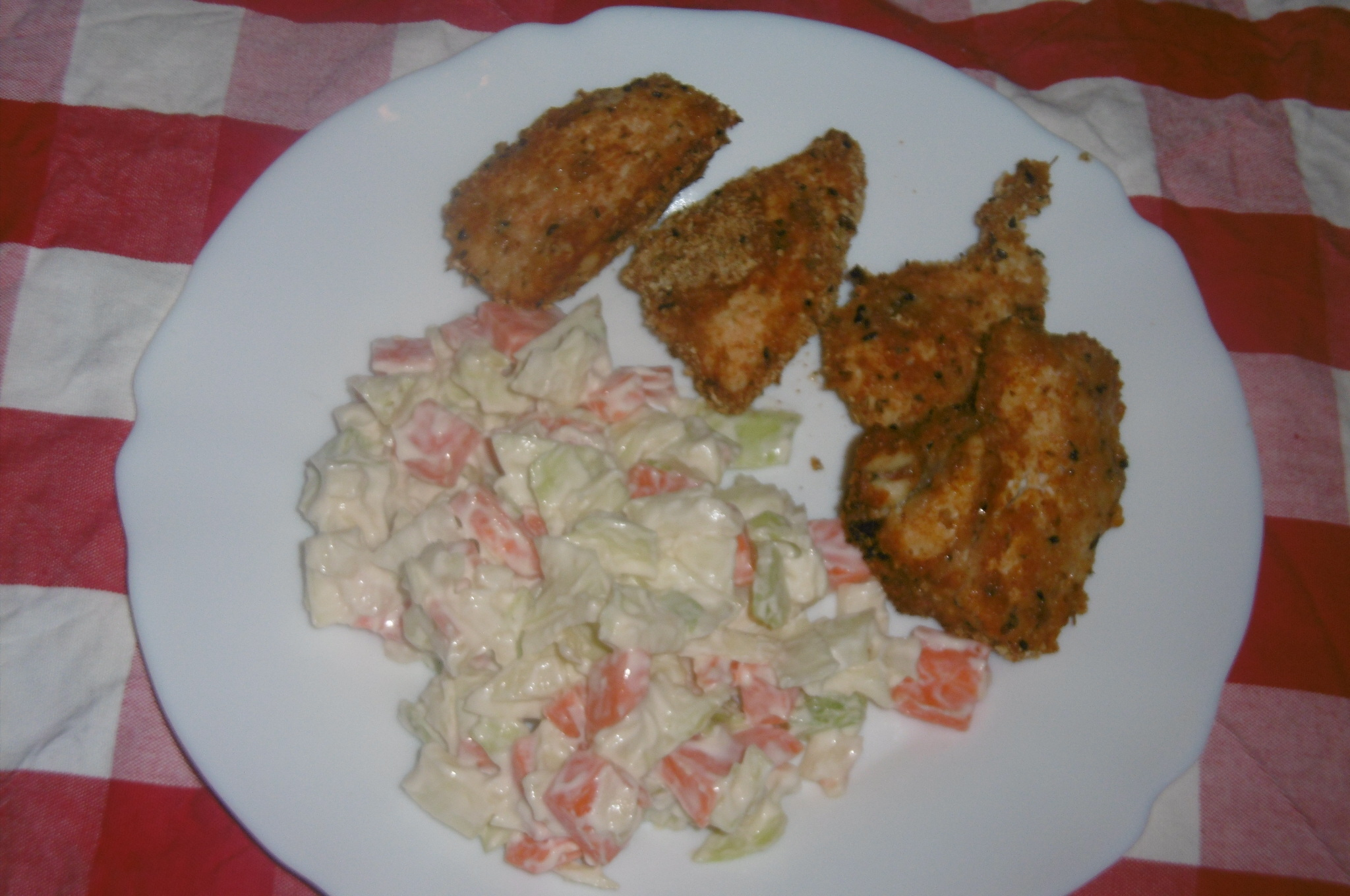 Madhouse recipe : Spice Crusted Chicken Fillets