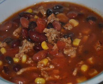 #882: Weight Watchers Taco Soup