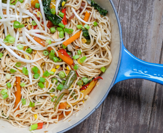 Stock the fridge stir fry