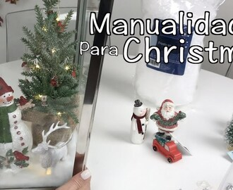 IDEAS PARA DECORAR EN NAVIDAD/Christmas Decorations ideas 2018/Manualidades/diy/decoracion