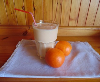 Frozen Orange Smoothie