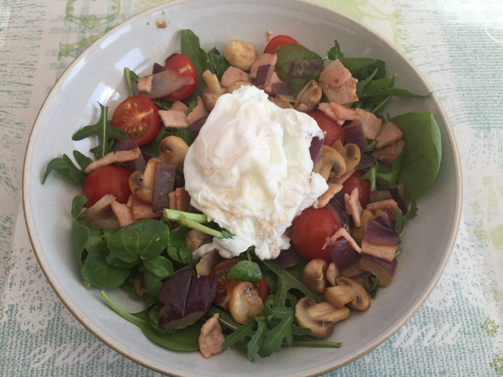 Breakfast Salad – Slimming World Friendly