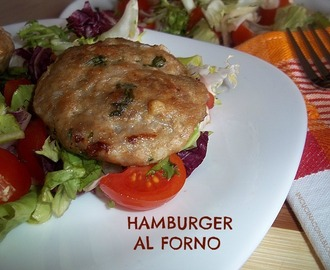 HAMBURGER AL FORNO