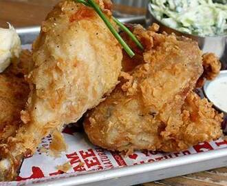 Proposition Chicken's Gluten Free Fried Chicken Recipe!