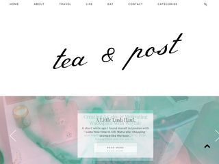 Tea and Post