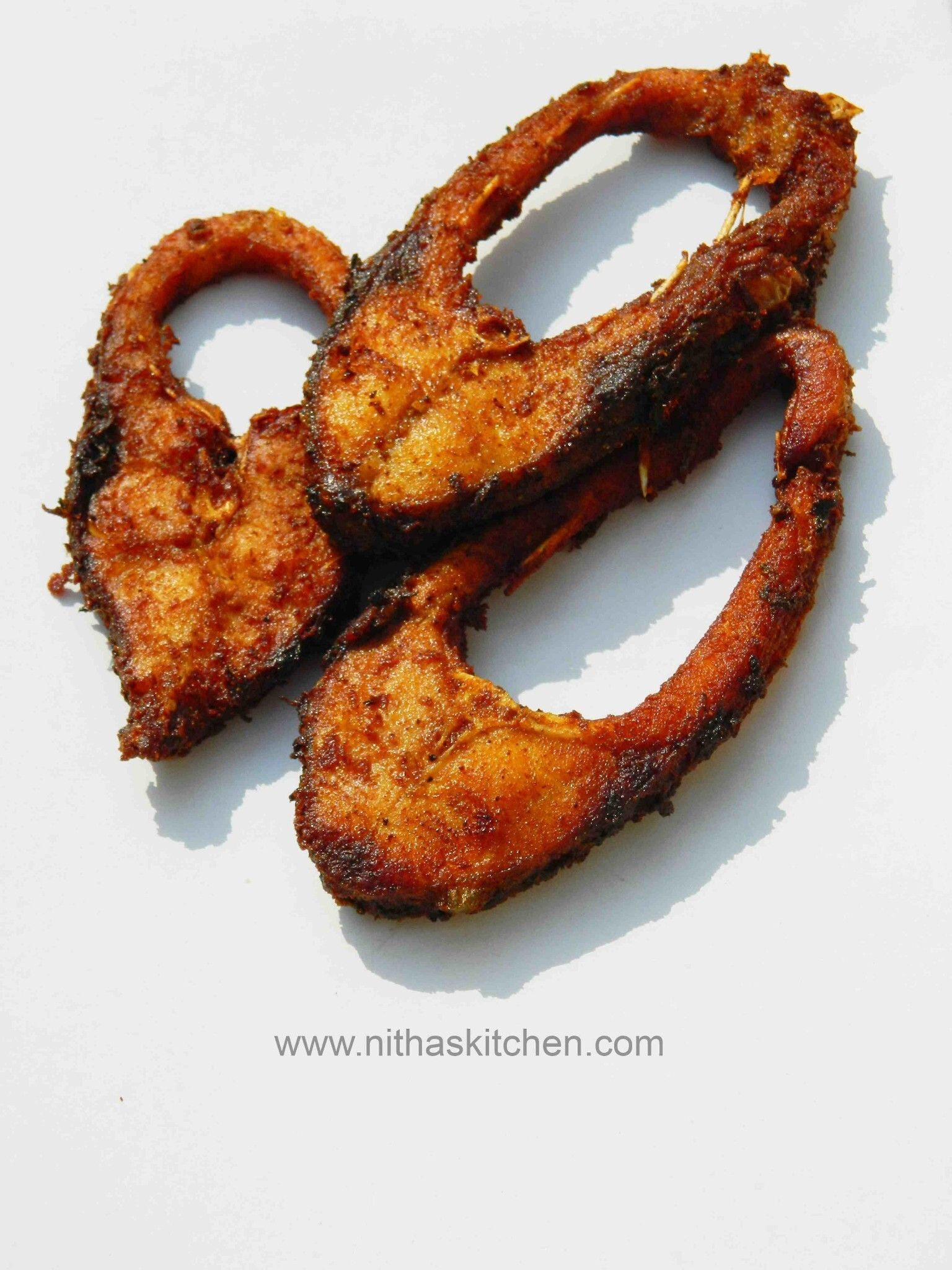 Fish Fry With Simple Ingredients