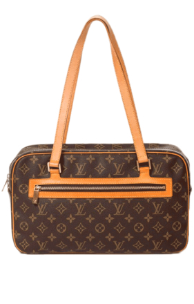 LOUIS VUITTON Cite Aak1119, Brown