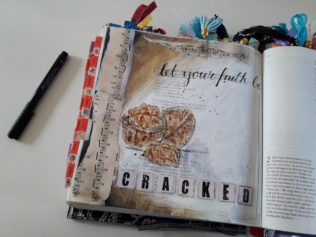 Bible journaling inspiration #6