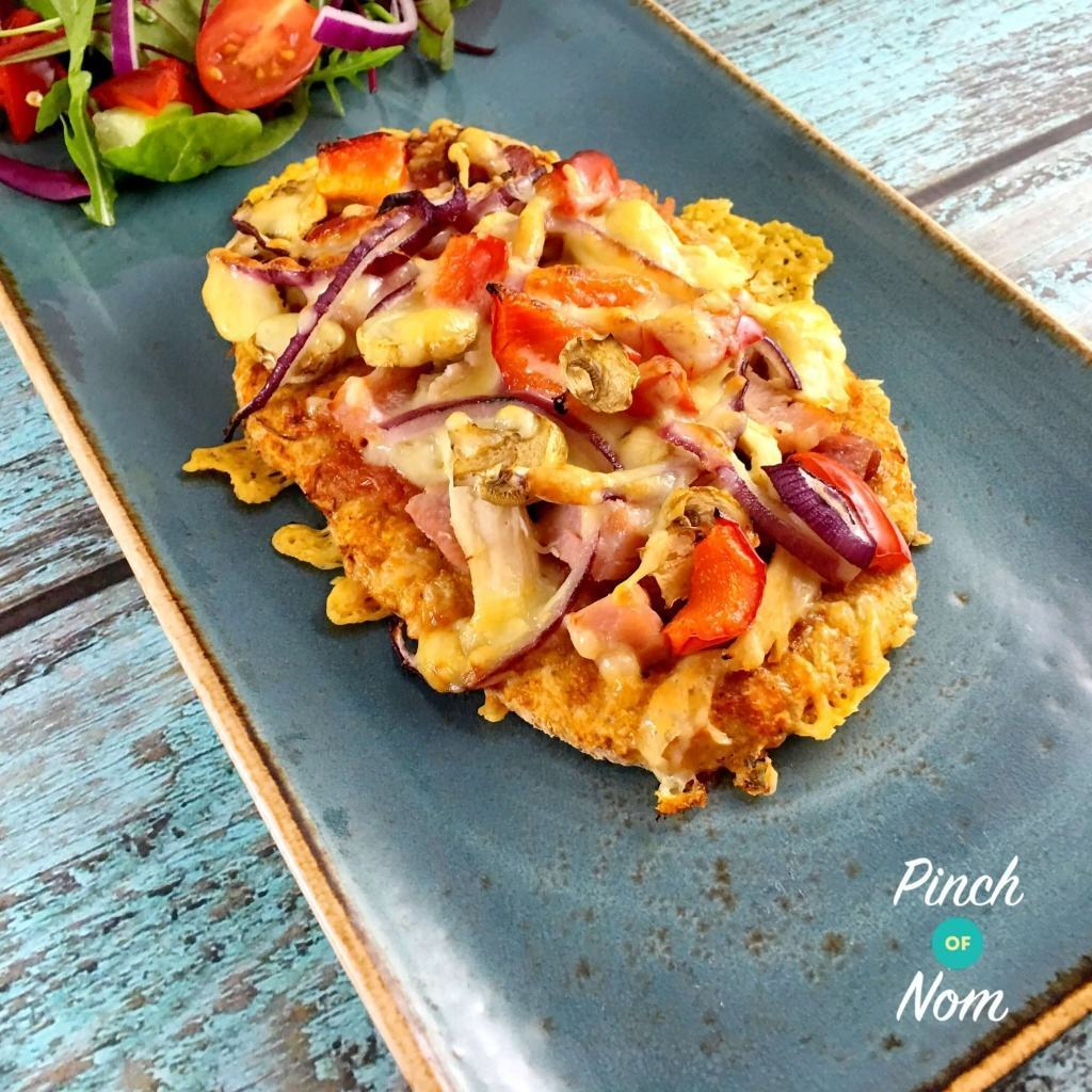 Syn Free Chicken Club Pizza | Slimming World