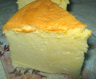 Cotton Soft Japanese Cheesecake Again!!!
