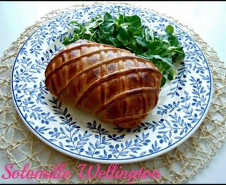 Solomillo Wellington {A mi manera}