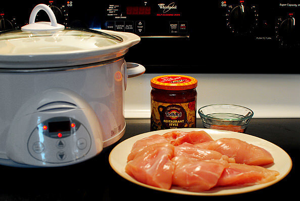 Eat Clean Diet, Slow Cooker Mexican Chicken