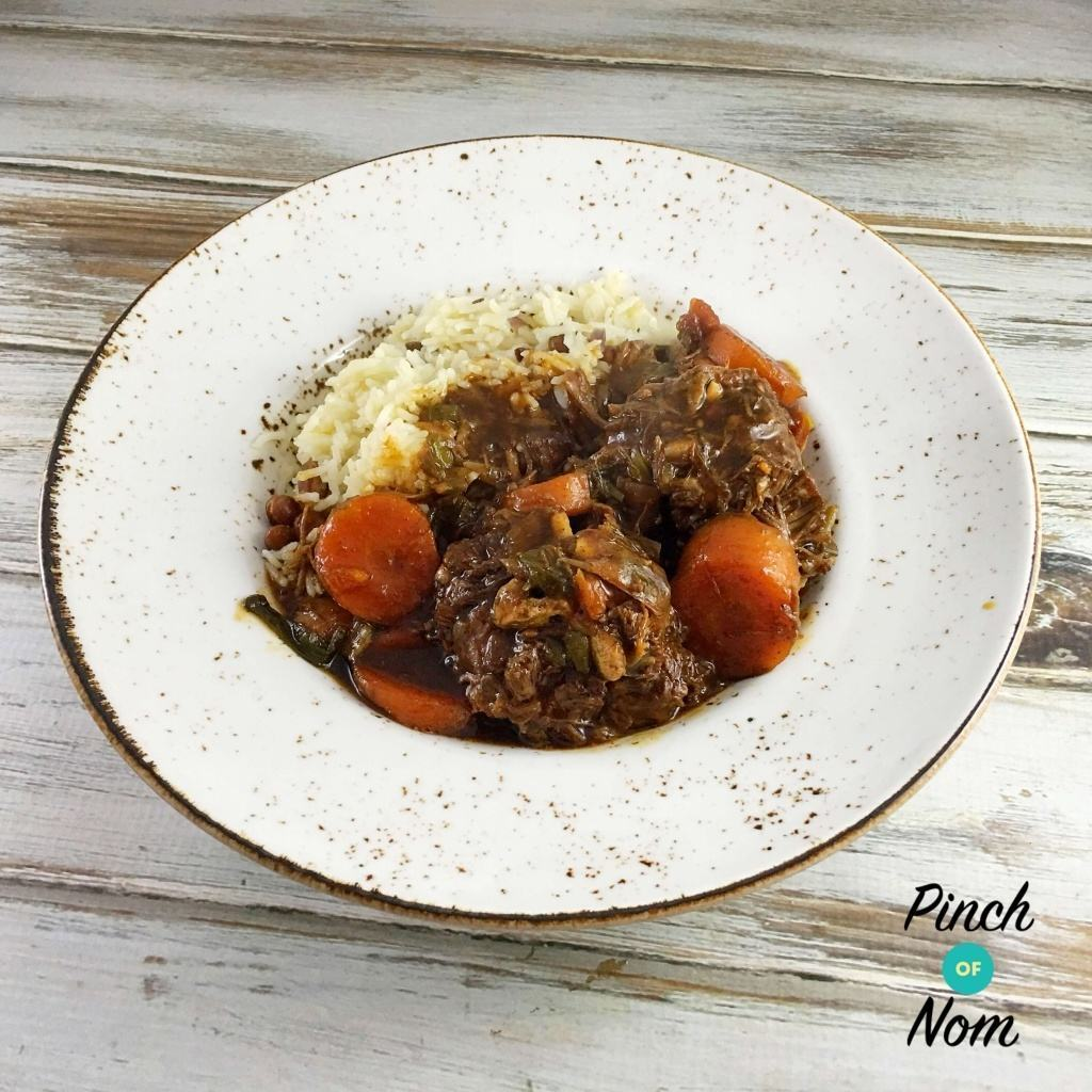 Syn Free Jamaican Oxtail Stew