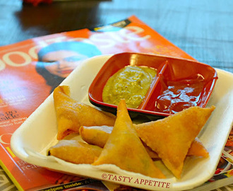 SAMOSA RECIPE / HOW TO MAKE POTATO SAMOSA / ALOO SAMOSA ( Step by step )