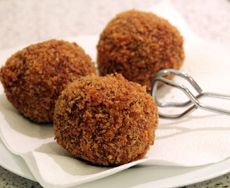 The Home Cookbook Scotch Egg Recipe