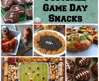 Amazing Super Bowl Recipes Round up