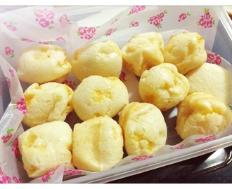 Mochi Cheese Puff