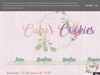 Cuky's Cookies