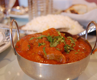 Slimming World - Lamb Vindaloo