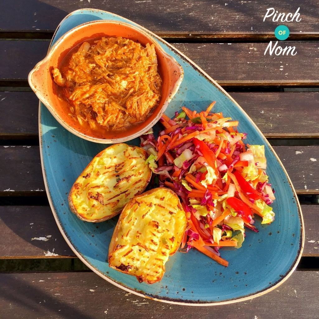 Syn Free Pulled Pork & BBQ Sauce |Slimming World