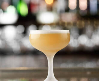 Whiskey sour – recept