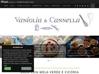 Vaniglia e Cannella...Kitchen in love