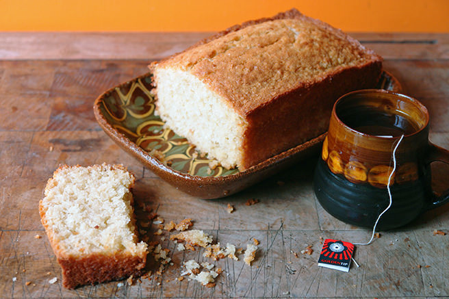Cakes & Bakes: Coconut loaf cake