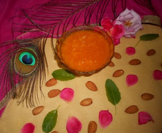 Tal  Kheer / Taler Kheer /   Palm Fruit Pudding / Janmashtami Special Tal kheer Or  Sweet Palm Fruit Pudding