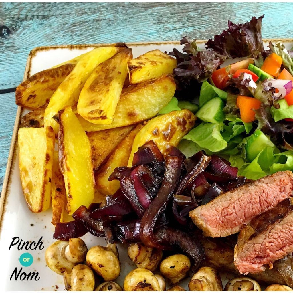 Syn Free Chunky Chips | Slimming World