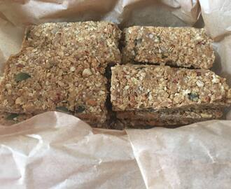 Healthy Flapjack Recipe