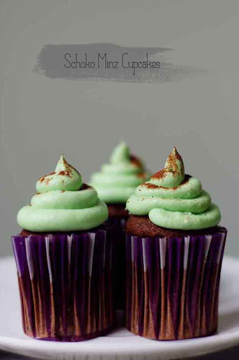after eight inspired cupcakes and an afternoon tea