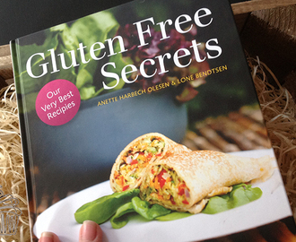 Gluten Free Secrets Cook Book : REVIEW + GIVEAWAY