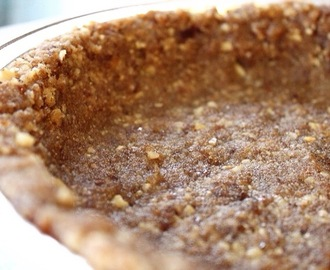The Perfect Healthy Vegan Pie Crust
