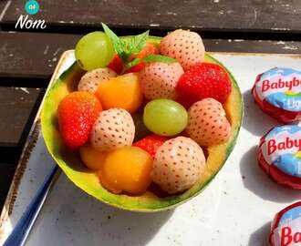 Syn Free Melon & Berry Bowl | Slimming World