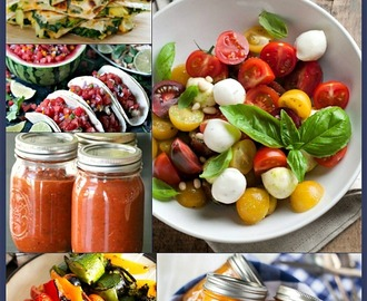 Late Summer Veggie and Fruit Recipes – Host Favorites