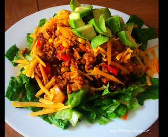 Taco Turkey Salad