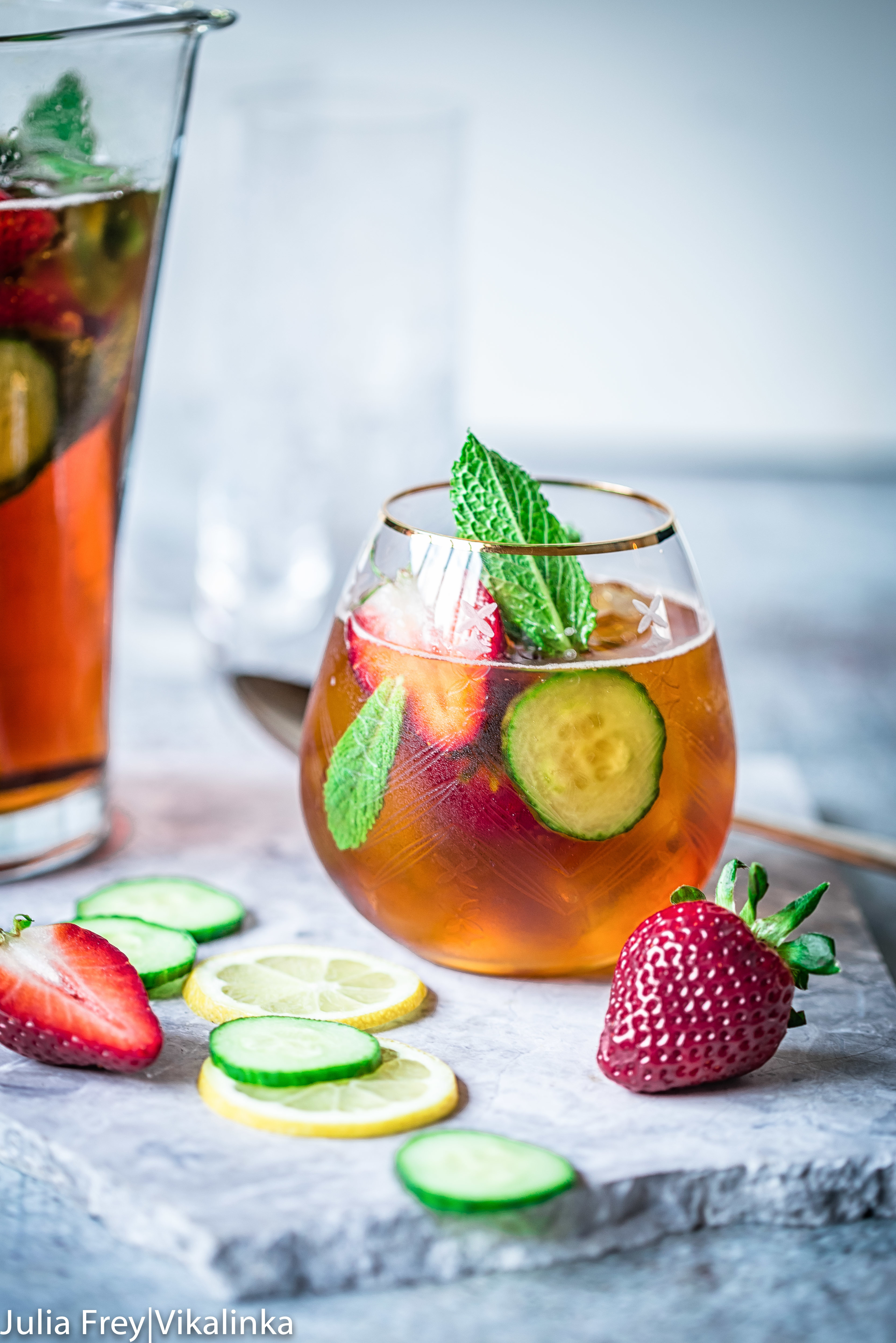 Pimm's Cocktail