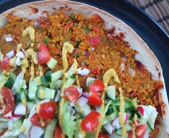 Recept: Turkse Pizza Vegetarisch en met Vlees