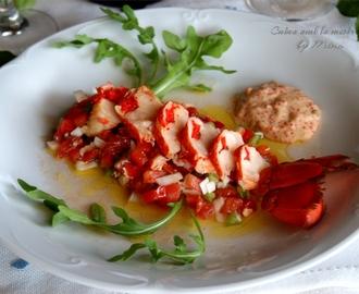Recetas de salsas para bogavante cocido mytaste - Salsa para bogavante cocido ...