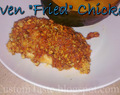 "Oven ""Fried"" Chili Chicken"