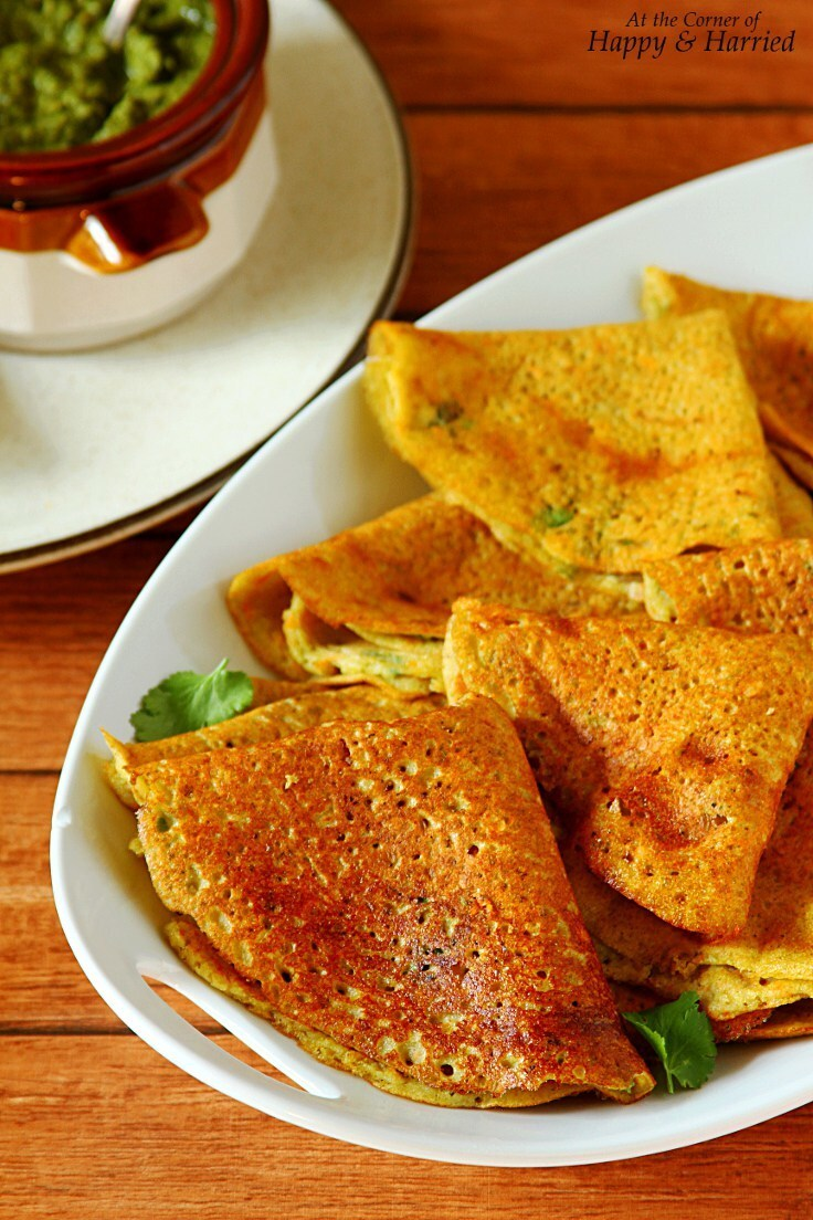 Oats dosa without curd recipes - myTaste