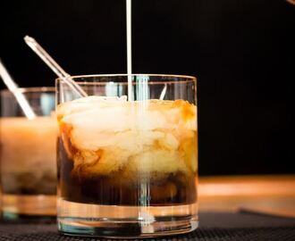 White Russian - klassiskt recept på god vodkadrink
