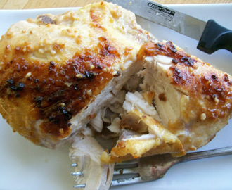 Garlic & Brown Sugar Chicken