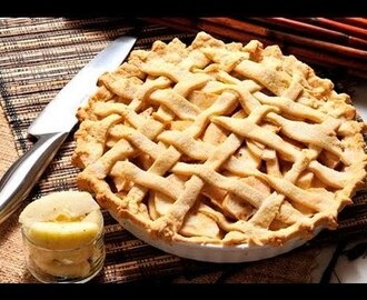 Pastel de manzana – Apple Pie