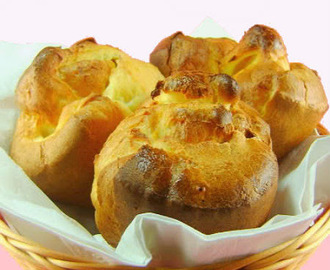 Popover for Some Yorkshire Pudding with Make-Ahead Gravy