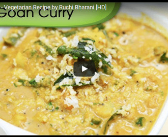 Goan curry Recipe Video